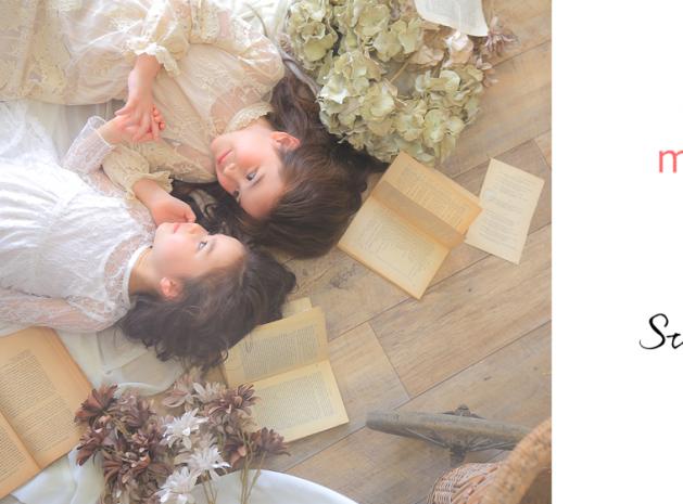 【キャンセル枠開放!】スタジオコフレ南青山×micia luxury 夏休み3日間スペシャル撮影会☆
