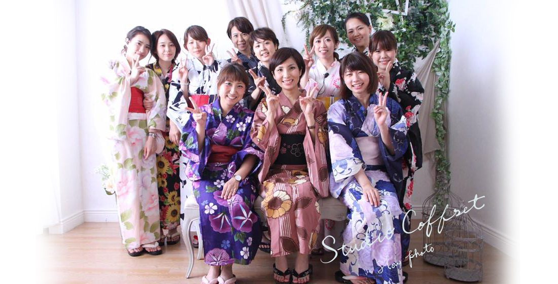 コフレの夏祭り★ in 梅田スタジオ