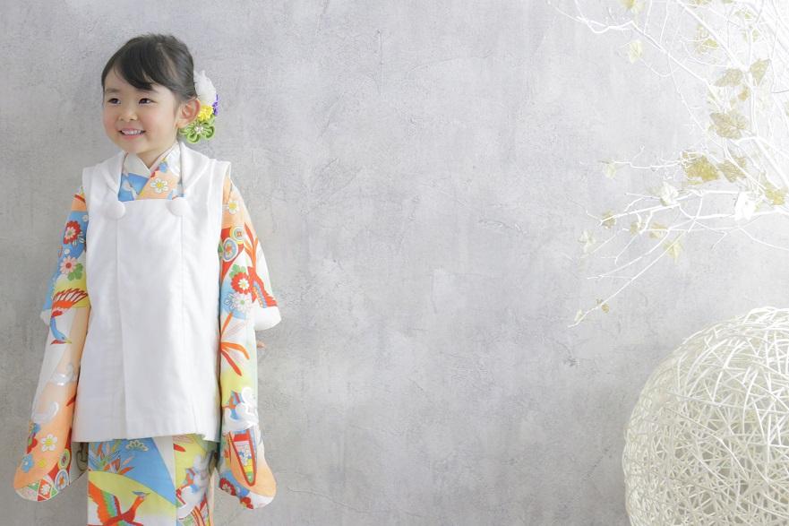 南青山スタジオ 人気のお着物ご紹介 ~3歳女の子編~