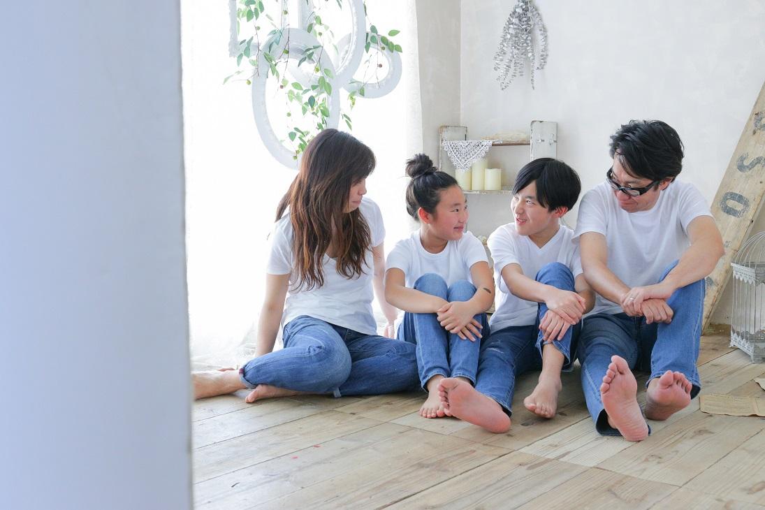 コフレのご家族写真📷 南青山スタジオ