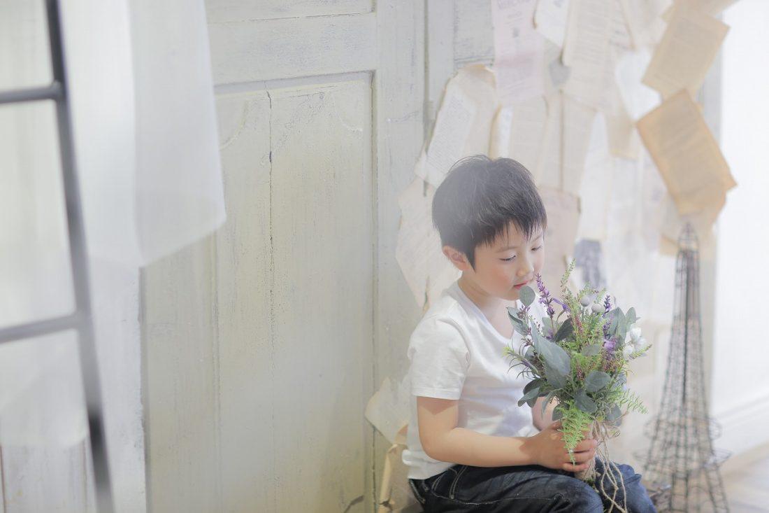入学の記念撮影はコフレで残そう! 梅田スタジオ♪