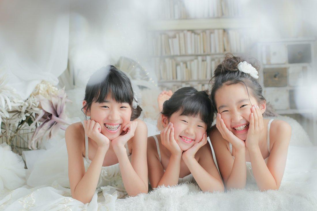 笑顔いっぱいで 梅田スタジオ♪