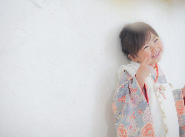 七五三撮影 梅田スタジオ♪