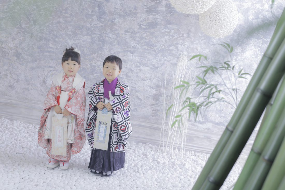 <七五三>9月にお越しのお客様フォト公開!【梅田スタジオ】