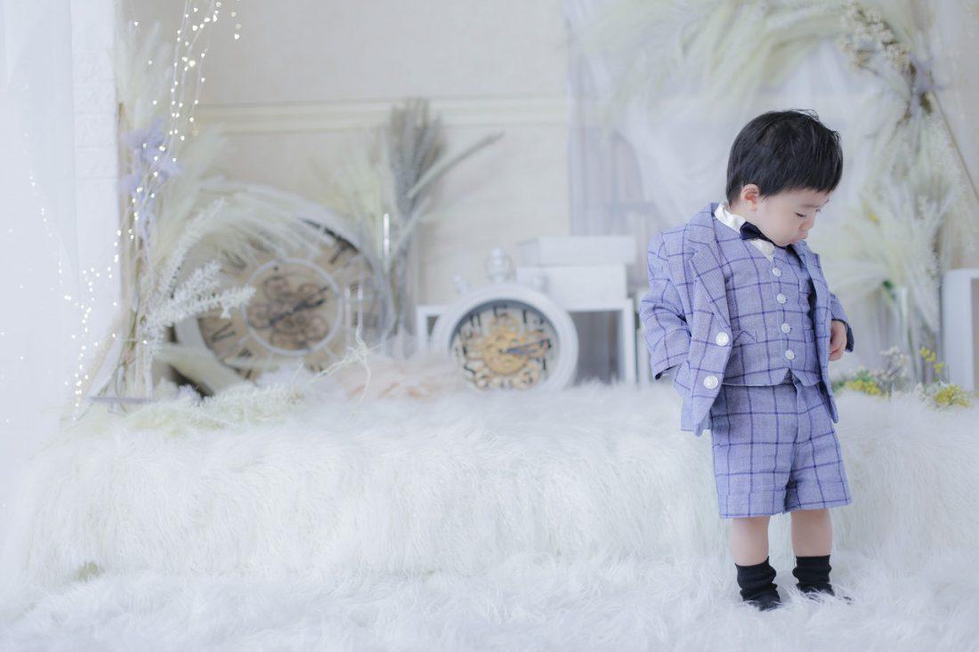 <2歳バースデー>11月にお越しのお客様フォト公開!【梅田スタジオ】