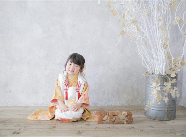 <七五三>1月にお越しのお客様フォト公開【南青山スタジオ】