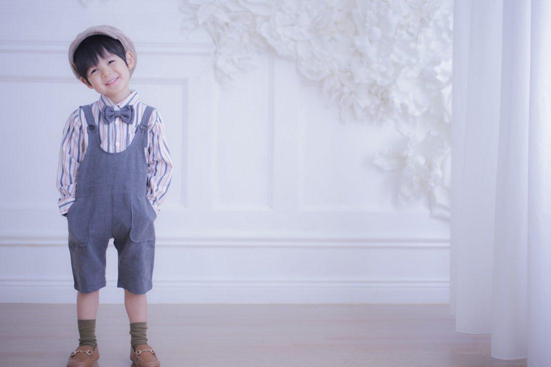 <4歳バースデー>1月にお越しのお客様フォト公開!【梅田スタジオ】
