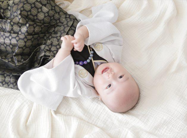 <ベビー>0歳~1歳さん男の子お着物紹介【南青山スタジオ】