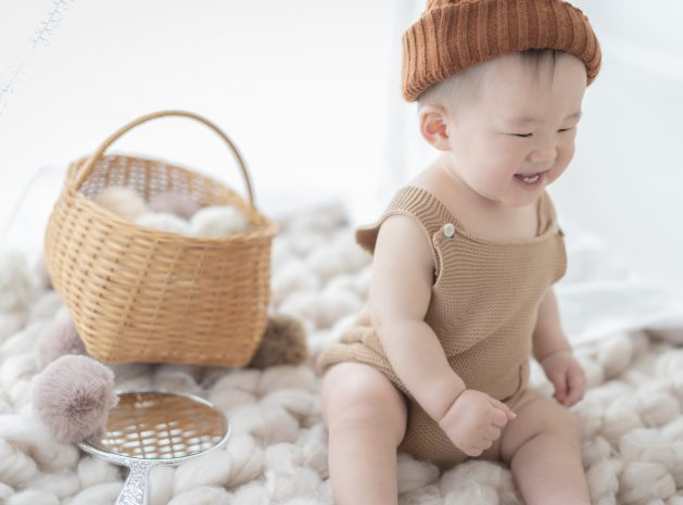 <1歳バースデー>3月にお越しのお客様フォト公開!【鎌倉大船スタジオ】